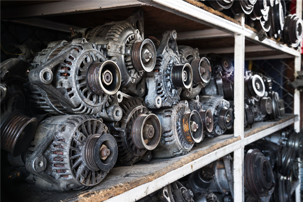 The Best Auto Parts You Can Find in a Salvage Yard