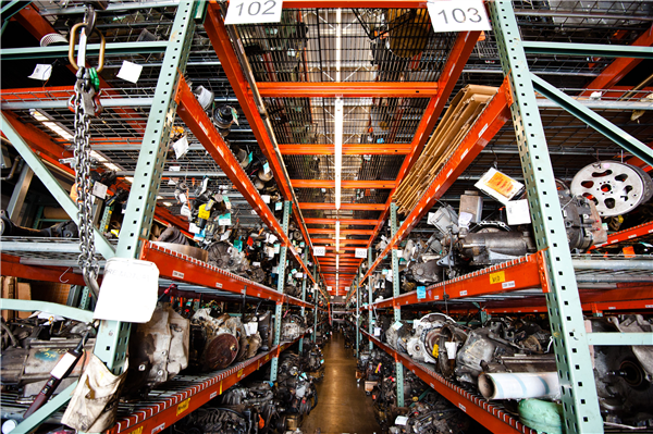 Why Buying Used Parts is such a Smart Move