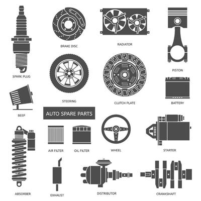 7 Valuable Auto Parts Found in Junkyards