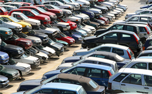 Different Categories of Vehicles in Salvage Yards