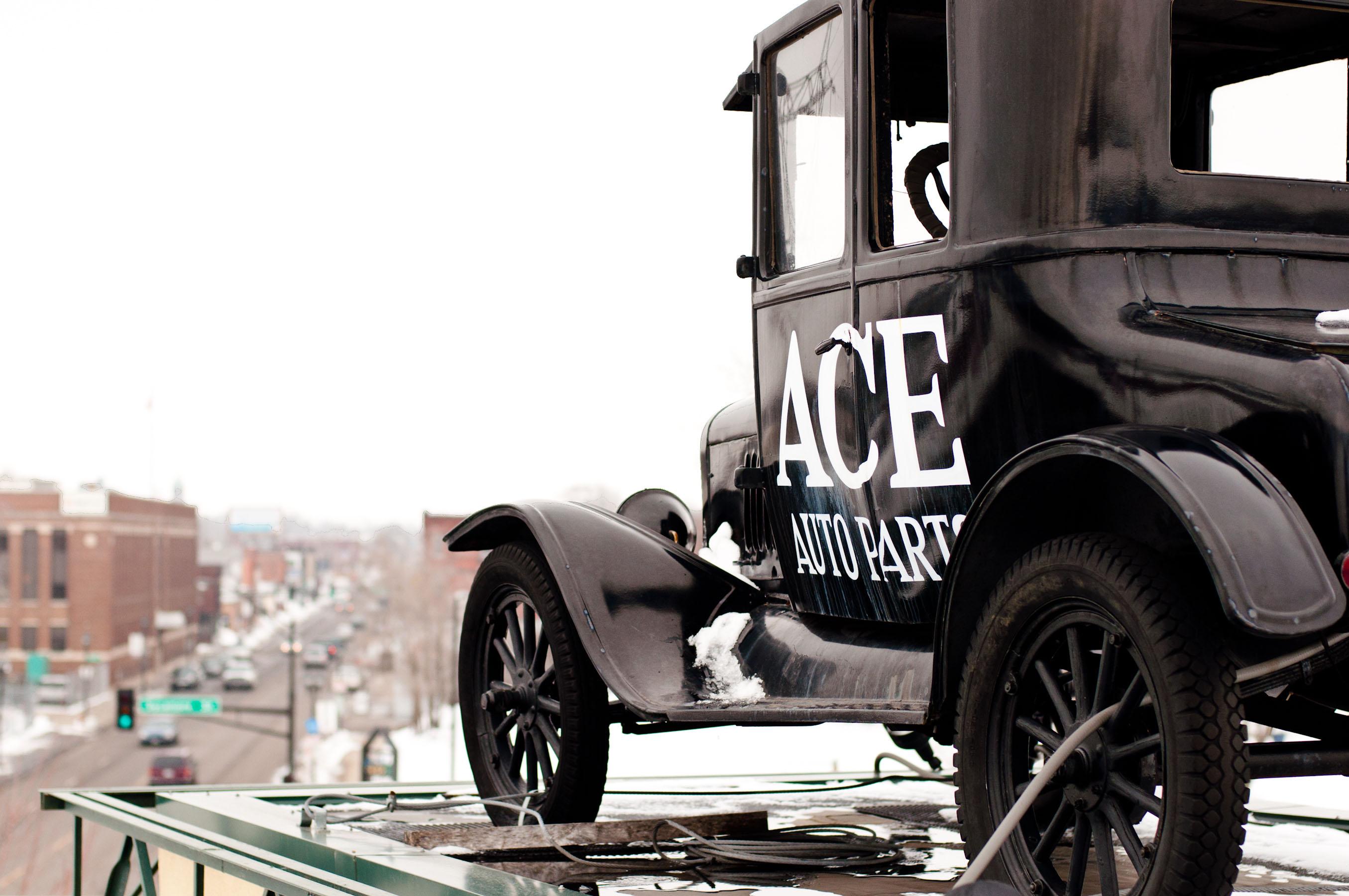 Ace Auto Parts Donates Space For Community Outreach Program