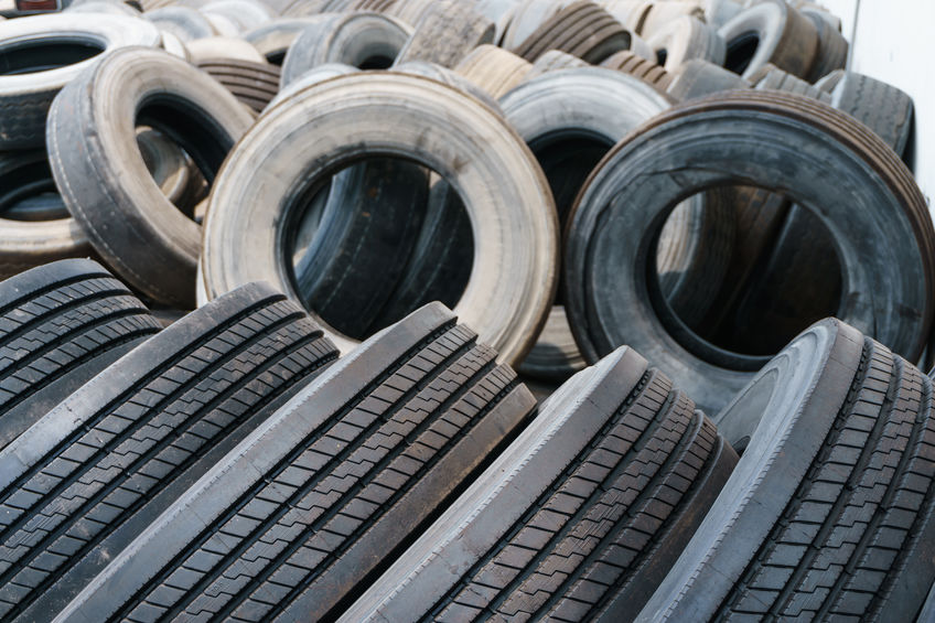 Get Back on the Road with Used Tires
