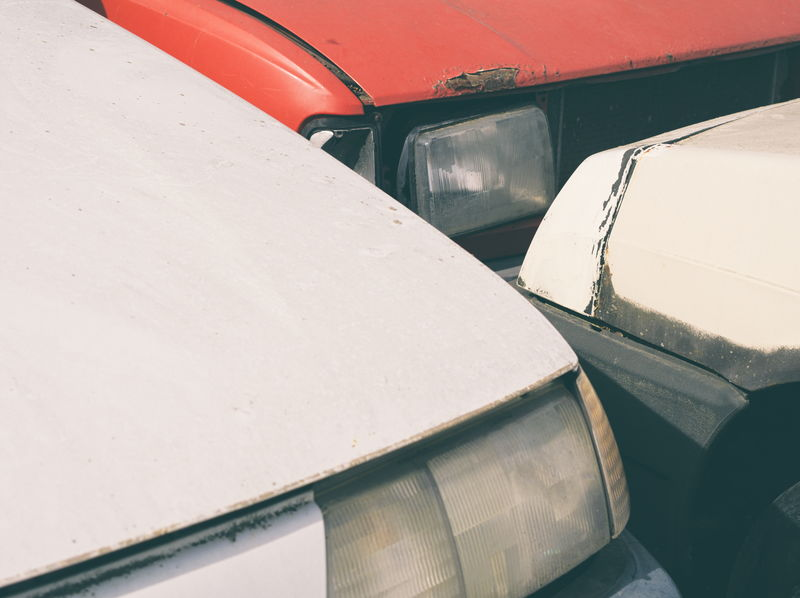 What Happens to Your Car After it's Junked?
